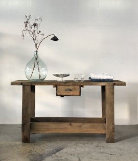 French Atelier Table