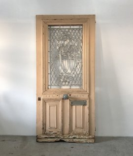 French iron Doors (rose)