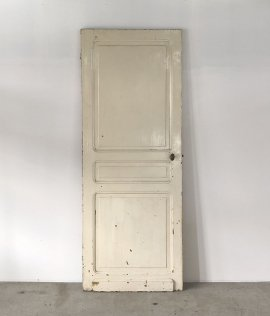 French Paint Panel Door