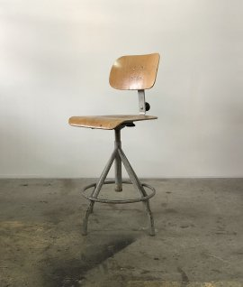 "French Industrial chair ""BAO""   A"