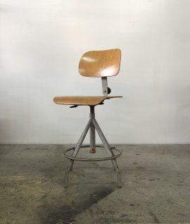 "French Industrial chair ""BAO"""