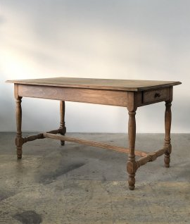 French oak bistro table