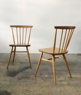 ERCOL Fan back chair 2set