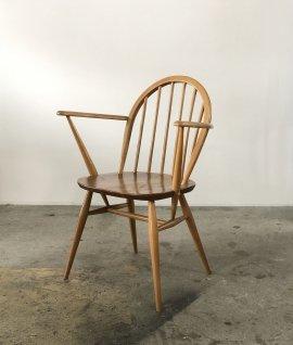 ERCOL 6back arm chair