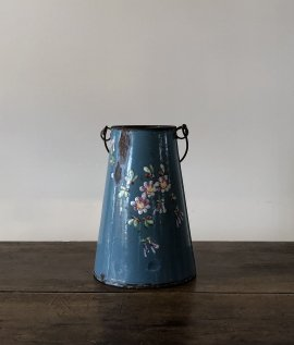 French Enamel Pot