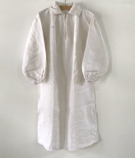 french linen smock