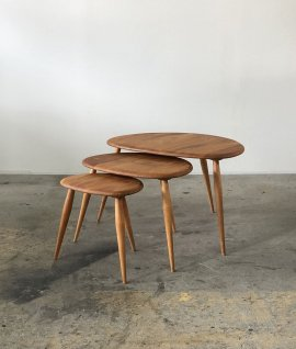 ERCOL Nest Table