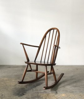 ERCOL Rocking Quaker Chair