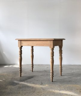 French Oak Bistoro Table
