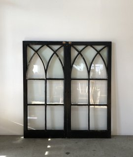 Pair of British Window