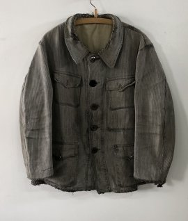 Vintage French Hunting Jacket
