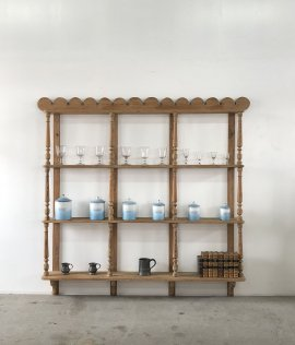 French Wall Bistro Shelf