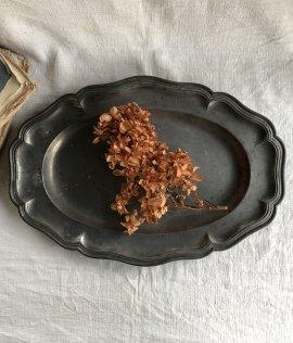 Ethane oval plate