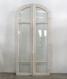 Pair of French Arch window