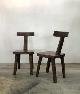 """Olavi Hanninen""  JUHA Chair 2脚セット"