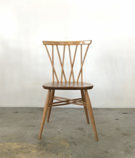 ERCOL X back chair