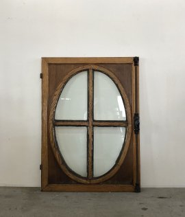 French Cross Window