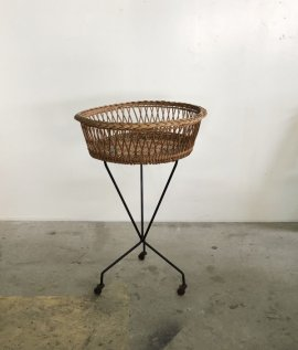 Trolley Basket Stand