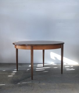 G-PLAN  Round Extension Table