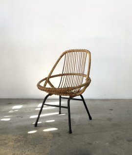 Vintage Rattan Chair for children