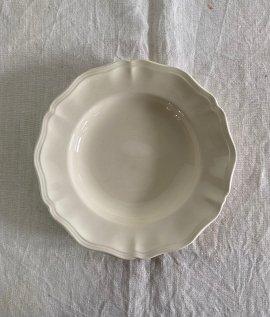 "Soup Plate ""SARREGUEMINES"""