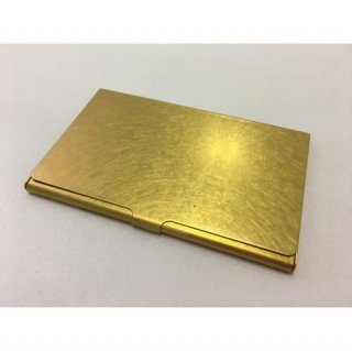 【PICUS】BRASS CARDCASE+  SOLID