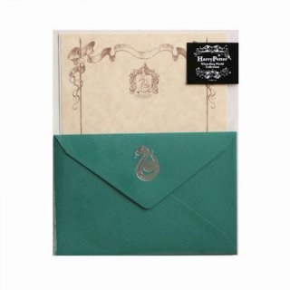 【Green Flash】Harry Potter Collection レターセット Slytherin