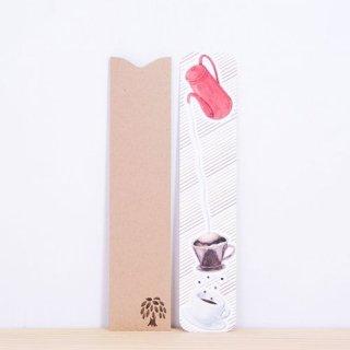 【rala desing】コーヒーマスター メッセージカード