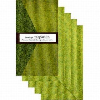 【山本紙業】ENVELOPE tarpaulin(封筒)