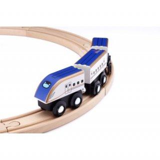 【ポポンデッタ 】moku TRAIN(モクトレイン)  E7系新幹線  かがやき