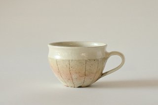 たて鉄線 / エッグスープカップ - 古谷製陶所 -