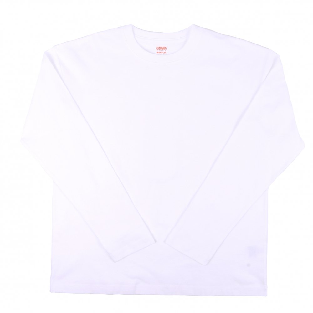 WIDE HEAVY 2PACKS LONG SLEEVE TEE