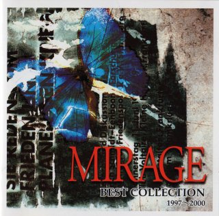 MIRAGE「BEST COLLECTION 1997〜2000」