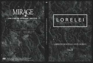 LORELEI BOOTLEG DVD SERIES VOL:1