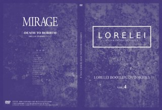 LORELEI BOOTLEG DVD SERIES VOL:4