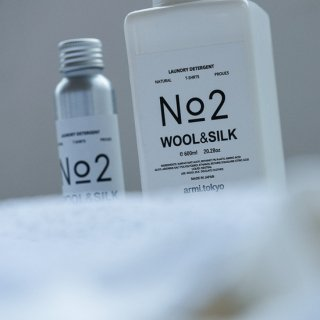 【洗濯洗剤】#No.02 WOOL&SILK mini