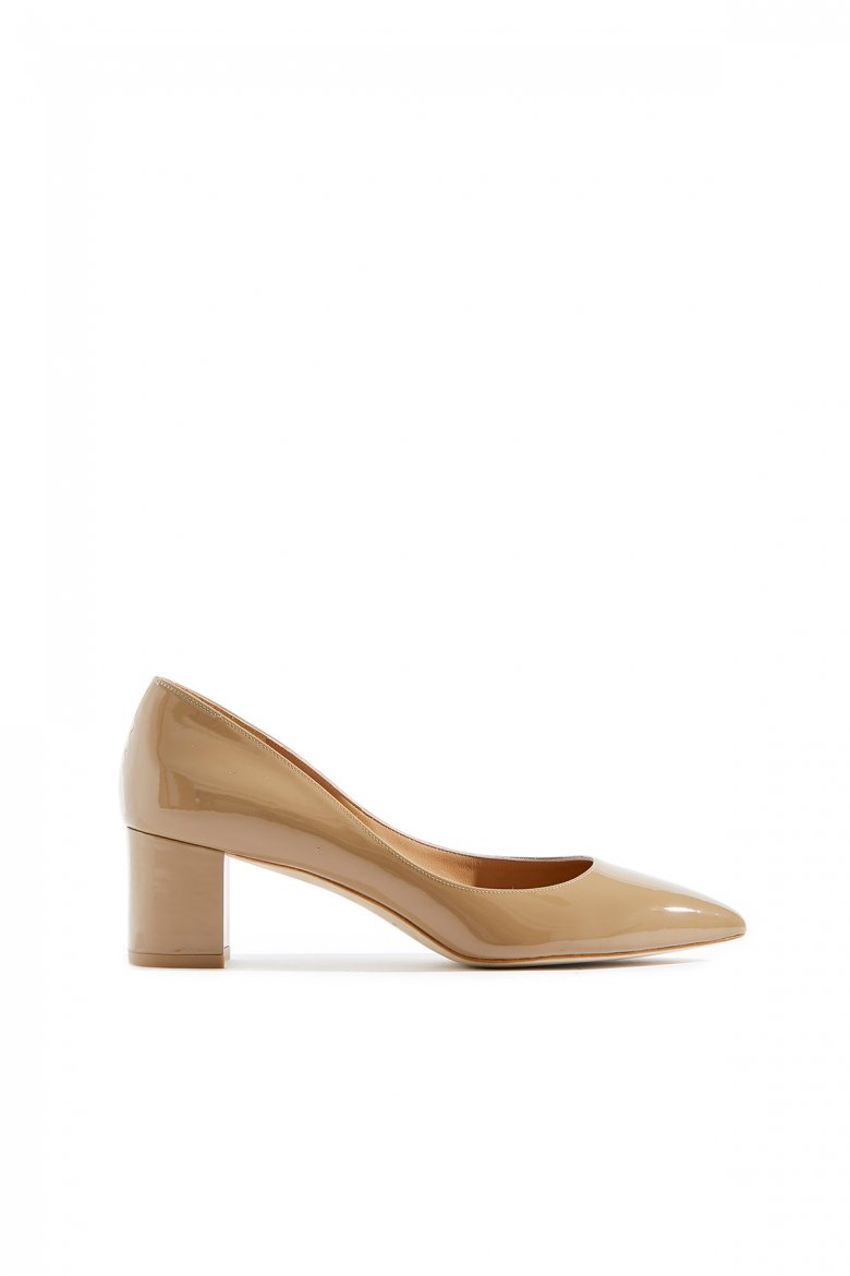 THE POINTED CHUNKY 55(BEIGE)