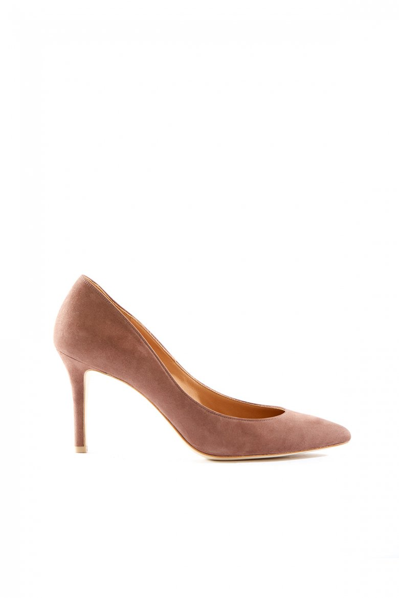 THE POINTED PUMPS 85(MINK)