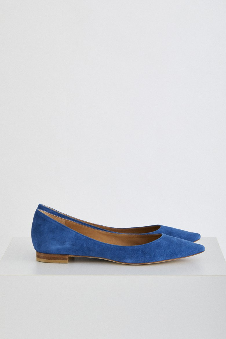THE FLAT POINTED(BLUE)