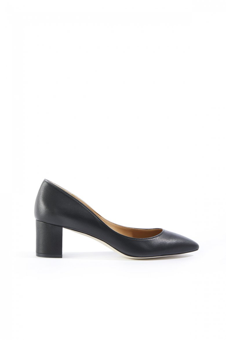 THE POINTED CHUNKY 55(BLACK)