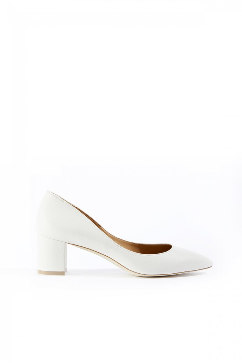 THE POINTED CHUNKY 55(WHITE)