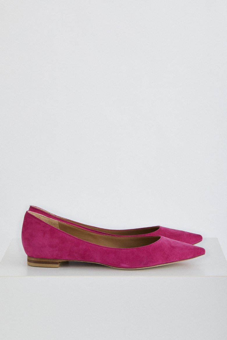 THE FLAT POINTED(PINK)