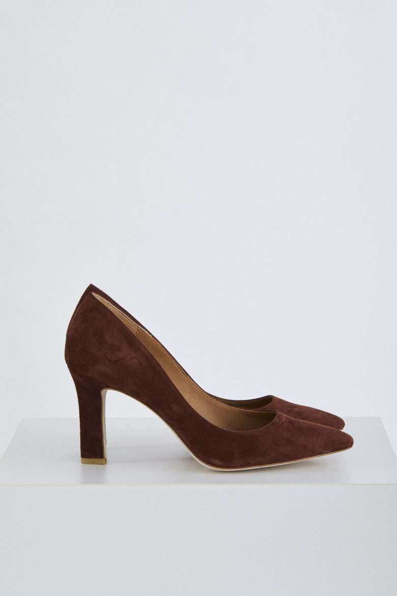 POINTED MUSE 85(MAROON)
