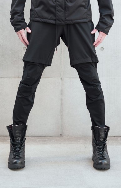 <img class='new_mark_img1' src='//img.shop-pro.jp/img/new/icons2.gif' style='border:none;display:inline;margin:0px;padding:0px;width:auto;' />【18FW予約】SURVIVAL LAYERED PANTS