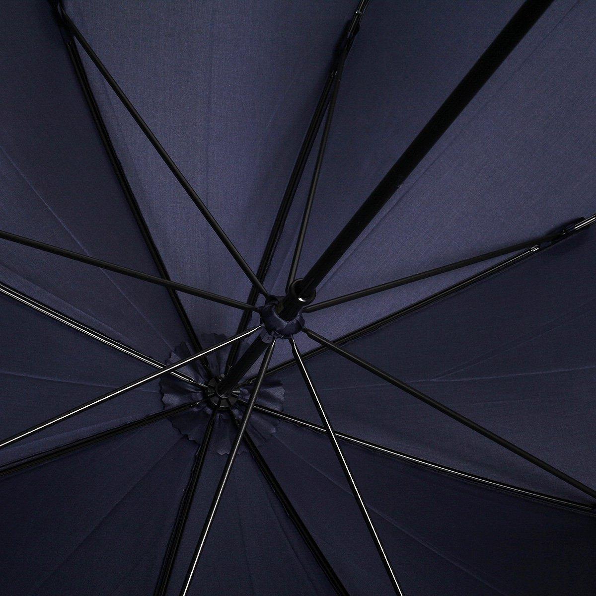 【公式限定】アイアンウッド 富士絹 スリム 長傘 詳細画像11