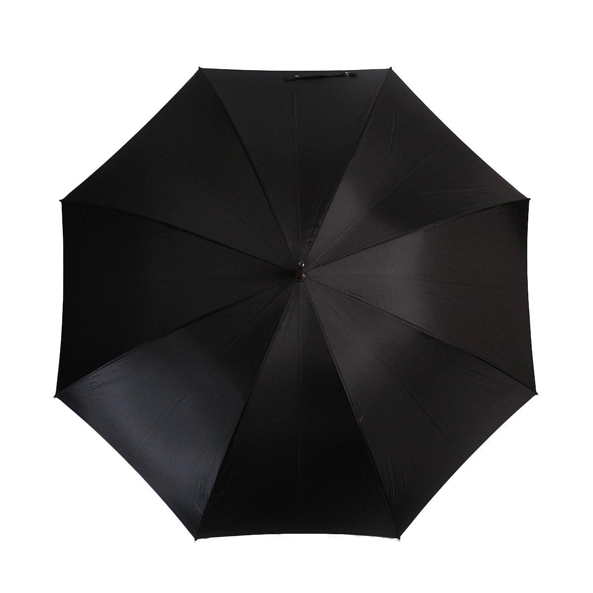 【公式限定】アイアンウッド 富士絹 スリム 長傘 詳細画像5