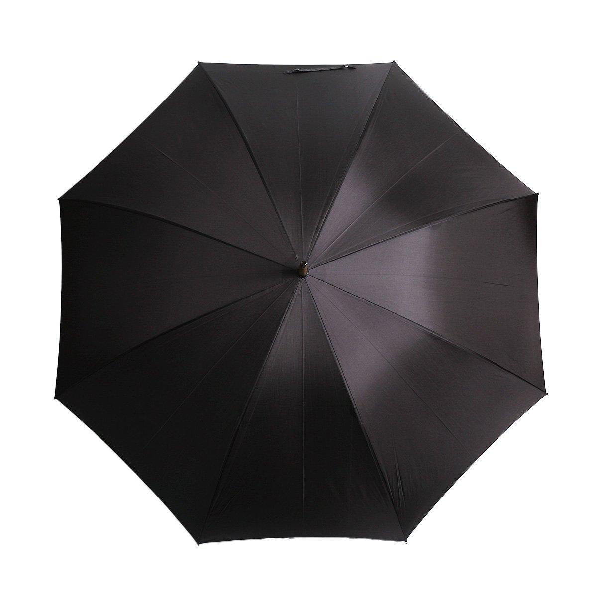 【公式限定】アイアンウッド 富士絹 スリム 長傘 詳細画像6