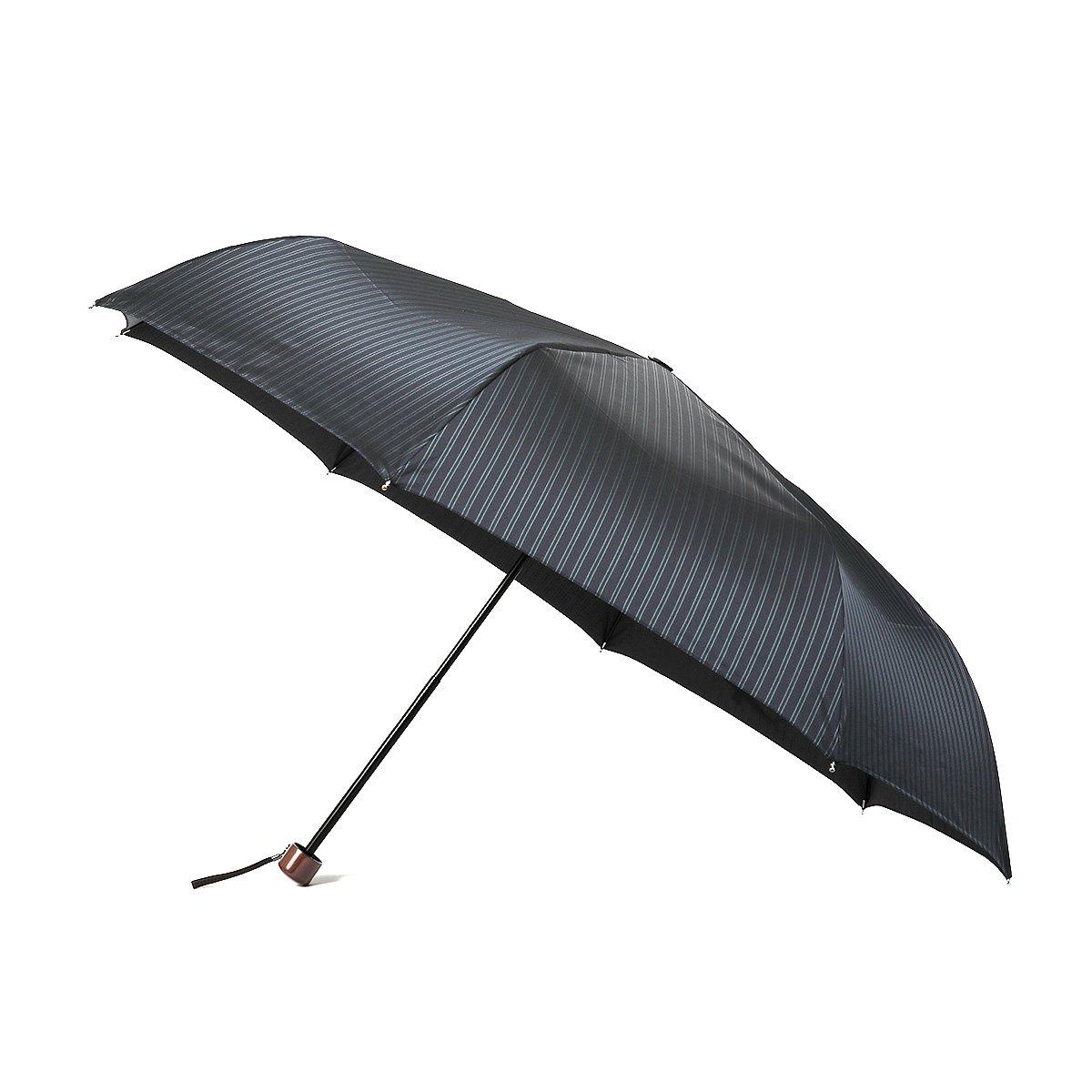【セール】ダブルストライプ 耐風骨 折りたたみ傘 詳細画像5