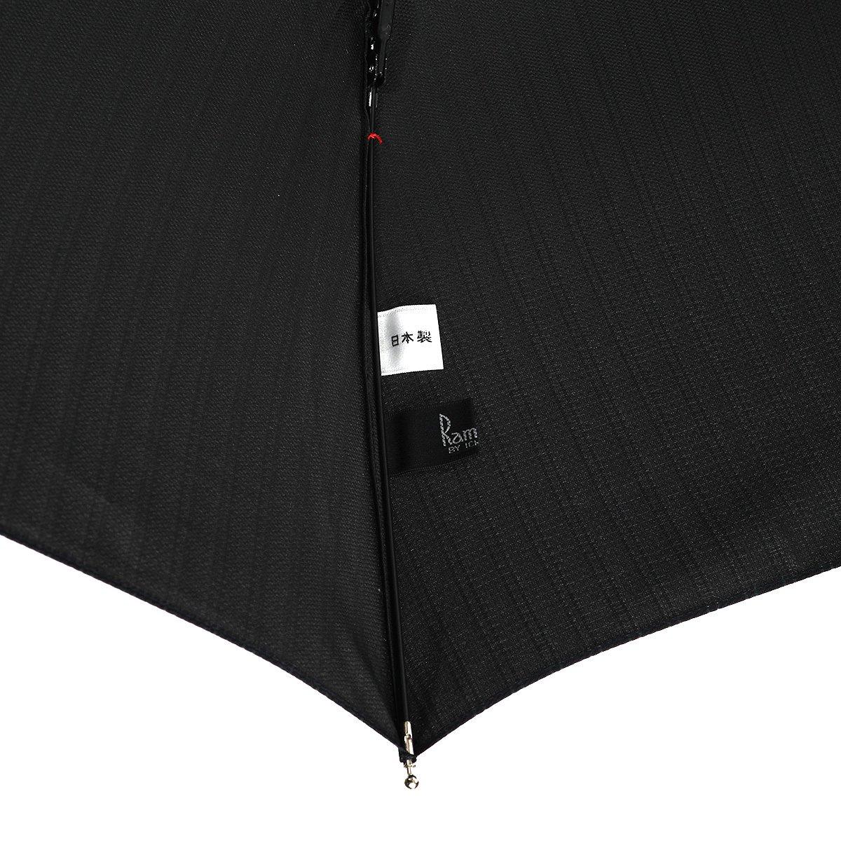 【セール】ダブルストライプ 耐風骨 折りたたみ傘 詳細画像9