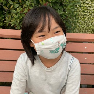 KIDS MASK(Lサイズ)<img class='new_mark_img2' src='https://img.shop-pro.jp/img/new/icons14.gif' style='border:none;display:inline;margin:0px;padding:0px;width:auto;' />